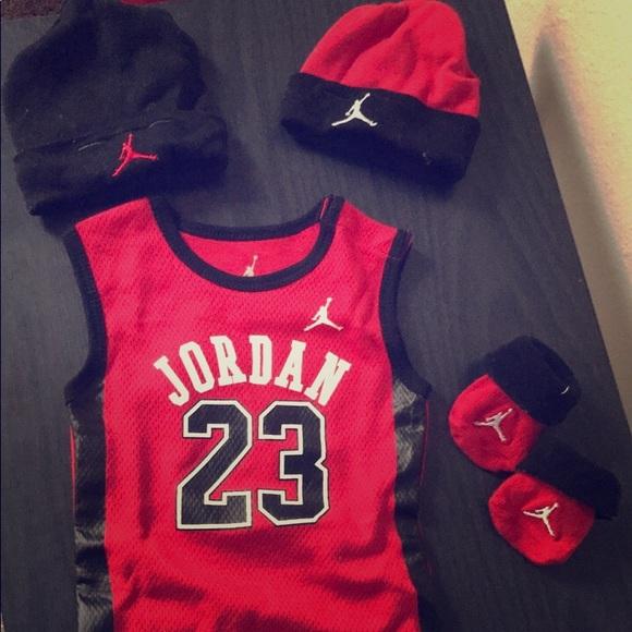61de9200281036 Air Jordan Other - Baby Jordan outfit